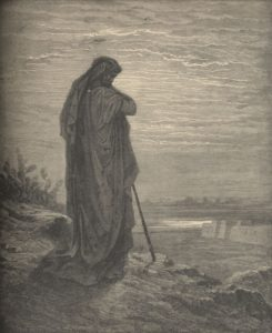 """The Prophet Amos"" by Gustav Dore"
